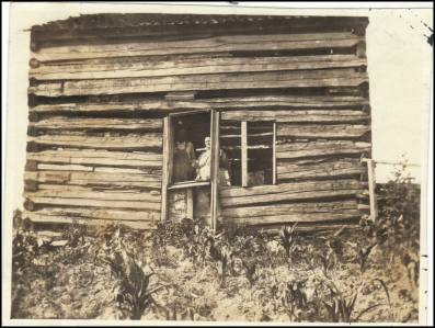 Michael Hoffman cabin, Milltown