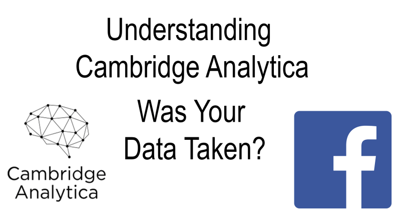 Understanding Cambridge Analytica: Was Your Data Taken?