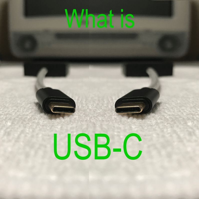 What is USB-C