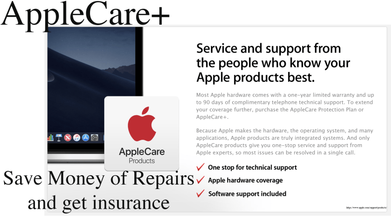 The Pros of AppleCare+