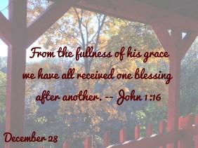 John 1:16