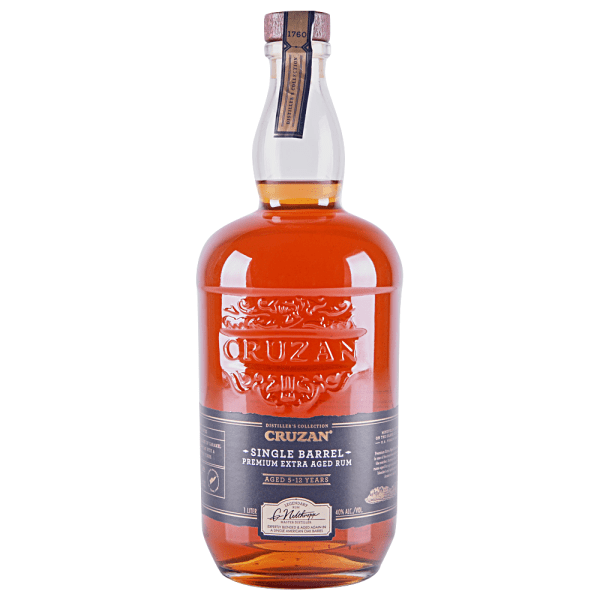 Cruzan Single Barrel Rum 1.0 l - Applejack