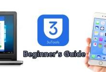 دليل المبتدئين: كل ما تحتاج معرفته عن استخدام برنامج 3uTools