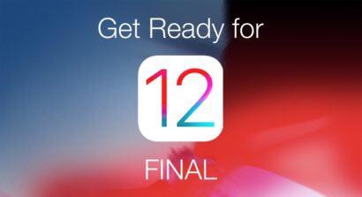 كيف تكون مستعداً لتحديث جهازك الى iOS 12