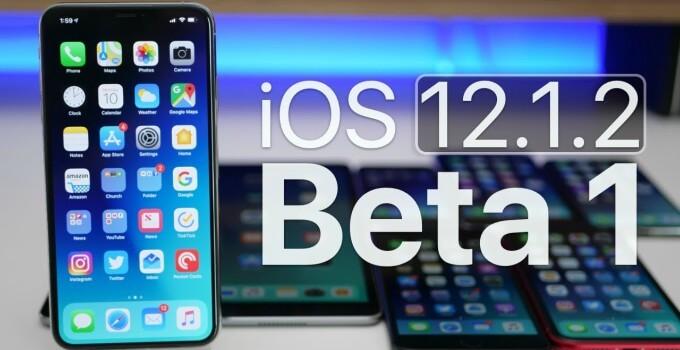 تحميل الأصدار iOS 12.1.2 Beta 1 بدون حساب مطور