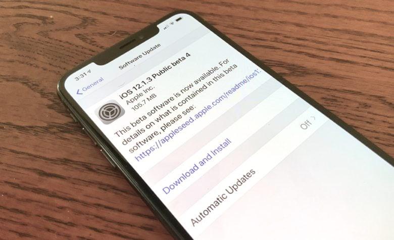 أصدرت شركة آبل التحديث التجريبي الرابع لنظام التشغيل iOS 12.1.3 للمطورين إليك روابط التحميل
