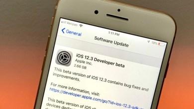 شرح طريقة تثبيت iOS 12.3 Beta 4 بدون حساب مطور على الايفون او الايباد
