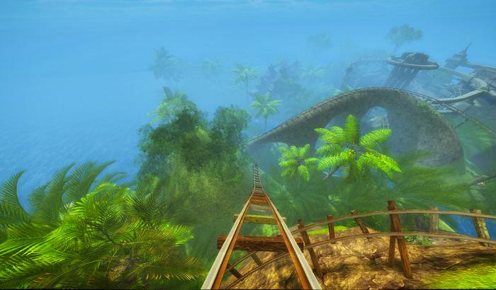 Roller-Coaster-VRGame-Screenshot