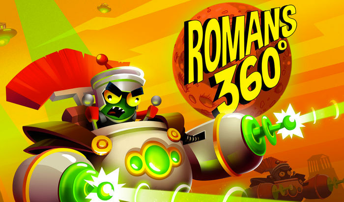Romans-From-Mars-360Game-Screenshot