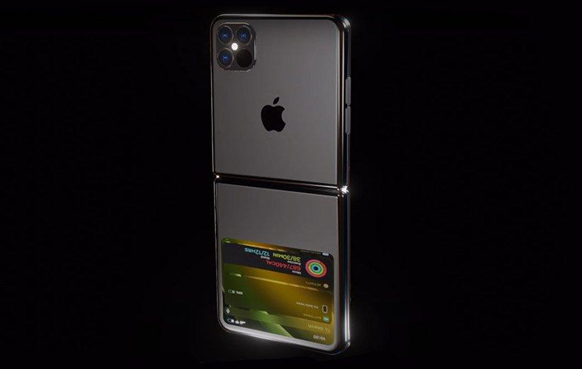 تم الكشف عن نظام كاميرا iPhone القابل للطي في براءة اختراع Apple الجديدة