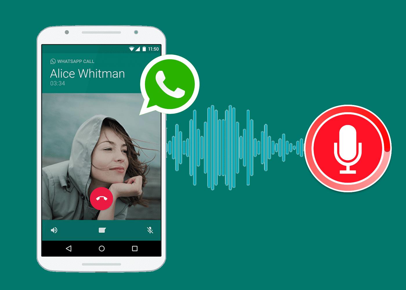 تسجيل مكالمات واتساب WhatsApp على آيفون