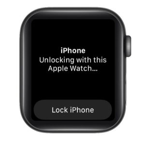 كيف افتح قفل آيفون باستخدام آبل واتش Apple Watch