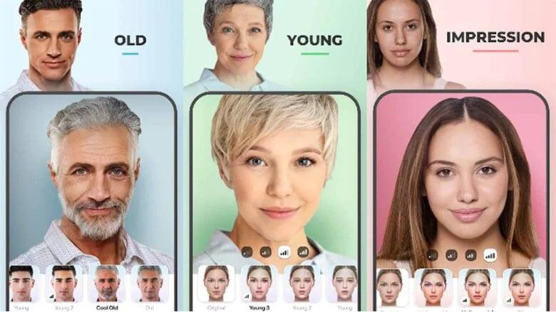 أفضل برامج تغيير الوجه لل iPhone