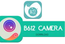 برنامج b612  لأجهزة iPhone شرح كامل