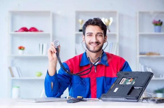 Laptop Repair In Walkeshwar