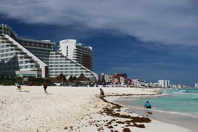 Cancun beaches