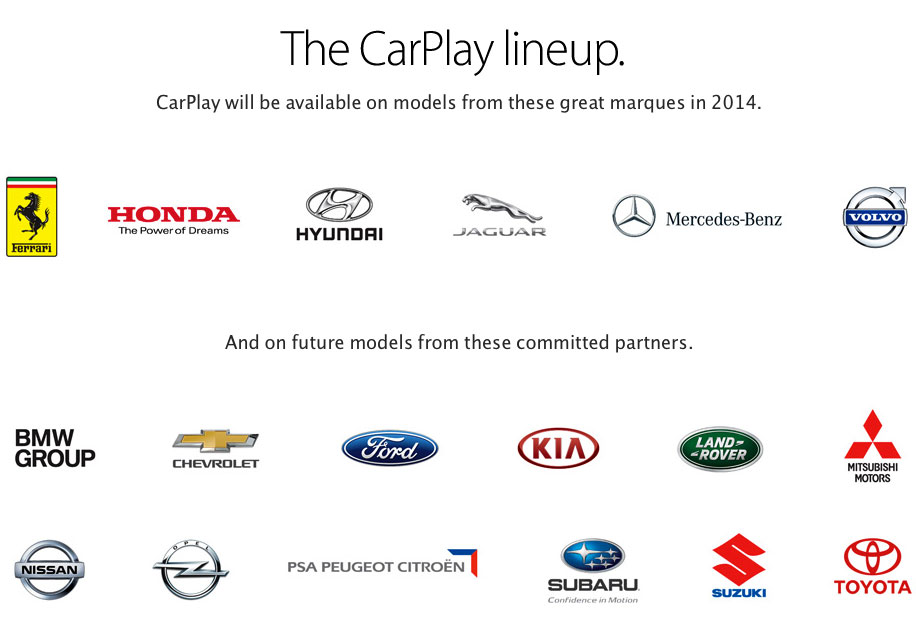 Apple Rolls Out CarPlay - AppleMagazine