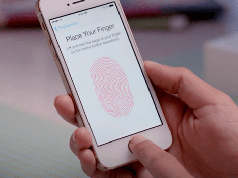 Touch ID August 29, 2014