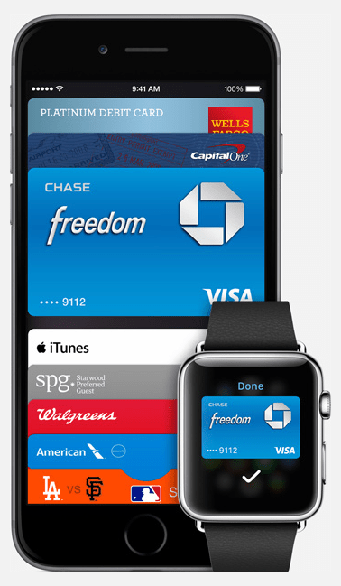 how to use apple wallet to pay