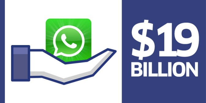 Facebook WhatsApp Deal September 1, 2014
