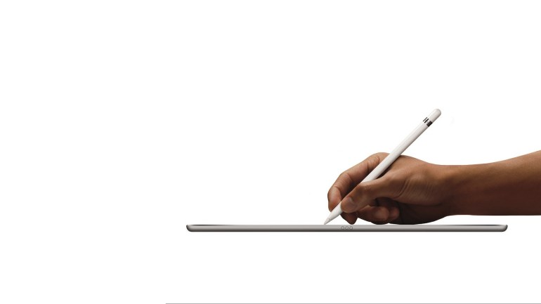 apple pencil support