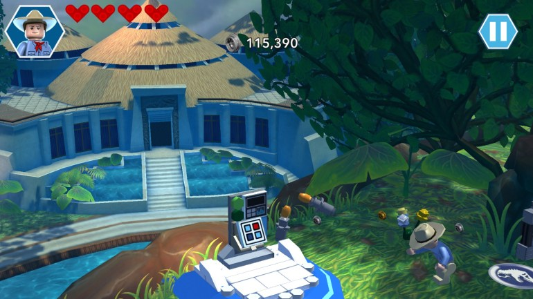 Review lego jurassic world ios applemagazine 2016 review lego jurassic world ios gumiabroncs Gallery