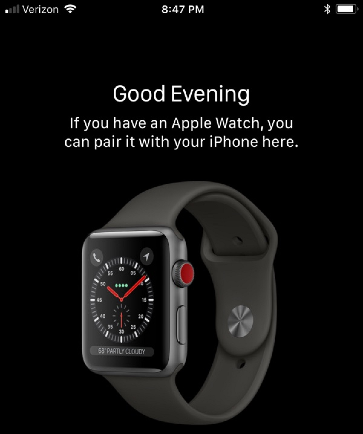 Apple Watch Series 3 revealed with built-in cellular connectivity