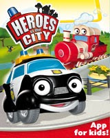 Heroes of the City Review & Giveaway