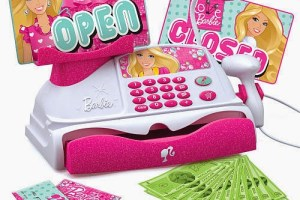 Barbie APPtastic Cash Register by eKids #giveaway