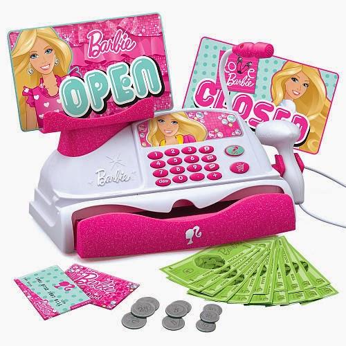 Barbie APPtastic Cash Register by eKids #giveaway