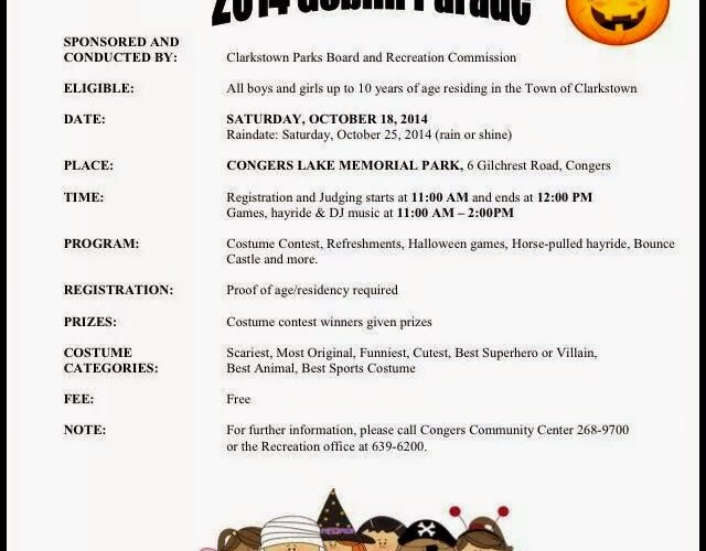 Rockland County Events 10/17-10/19
