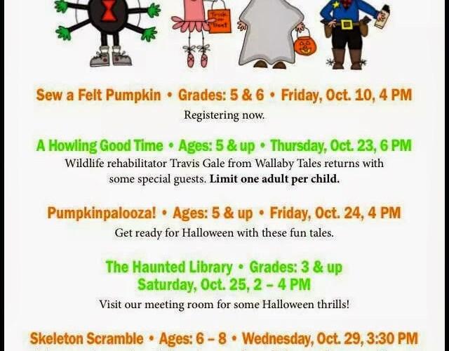 Halloween Fun in Rockland County!