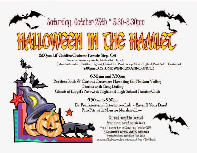 Ulster County Harvest and Halloween Events