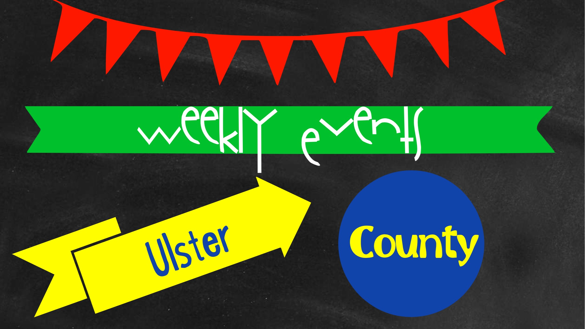 Ulster County Events 11/26-12/1