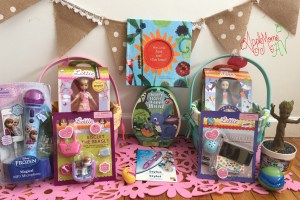 Giveaway: Our Picks for Easter Basket Gifts