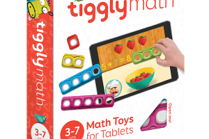 Tiggly Review for Shapes and Math