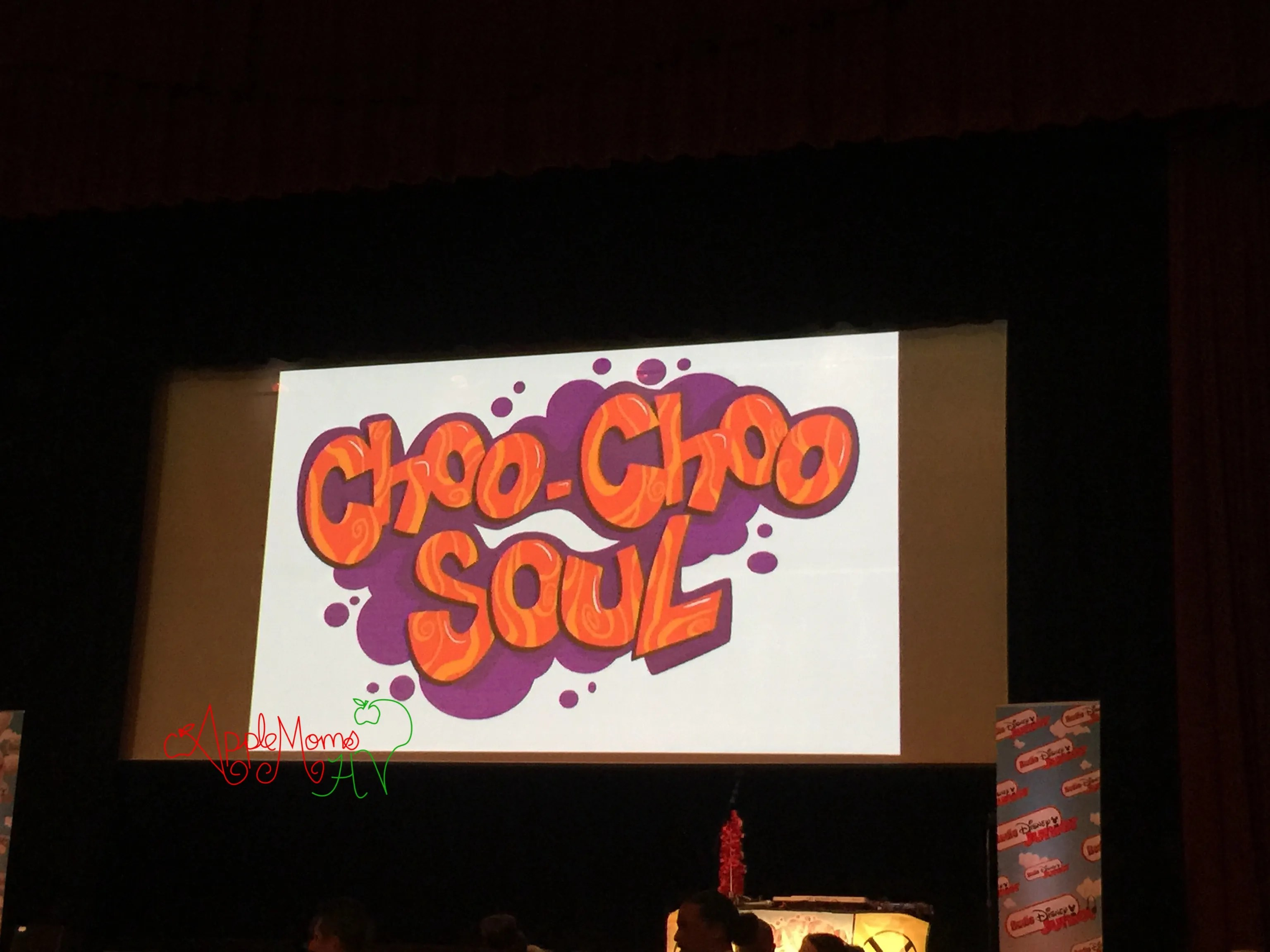Disney's Choo Choo Soul  with Genevieve Live Review