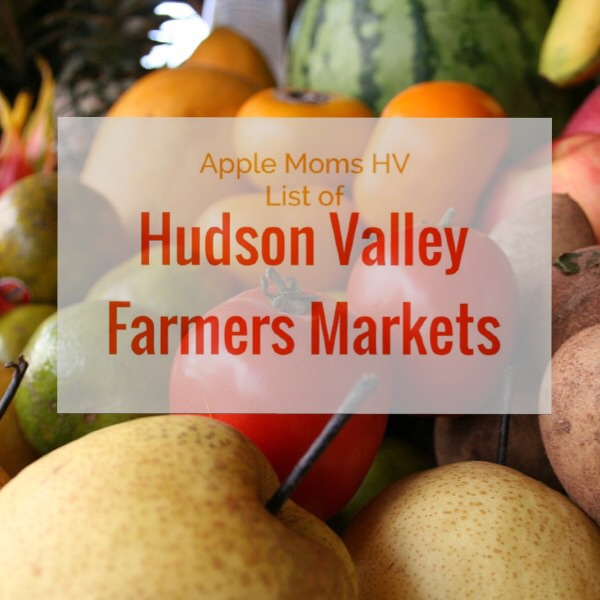 Hudson Valley Farmers' Markets 2015