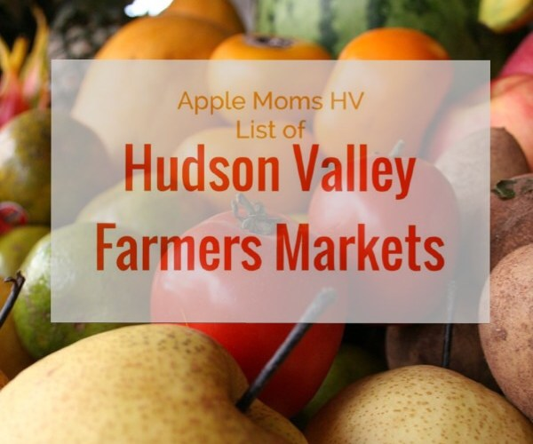 Hudson Valley Farmers' Markets 2015