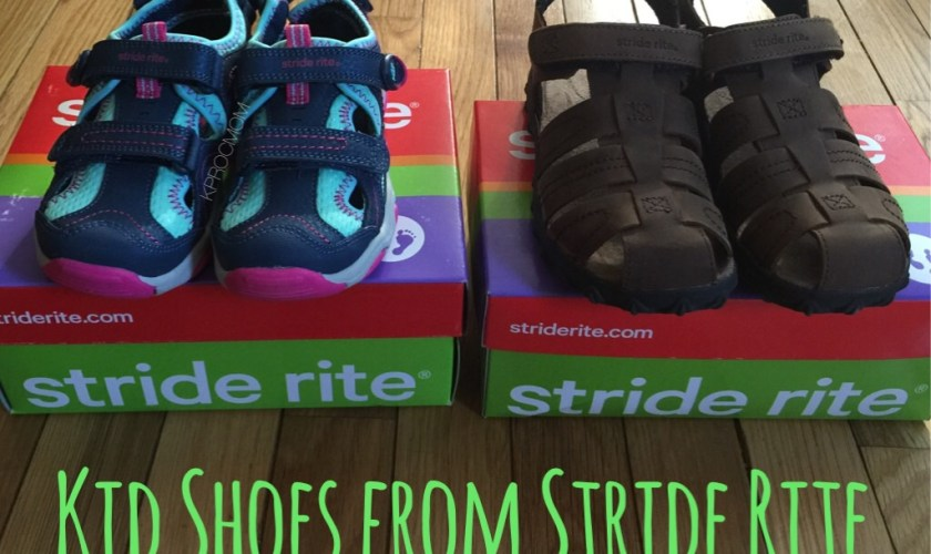 Stride Rite Summer Shoes