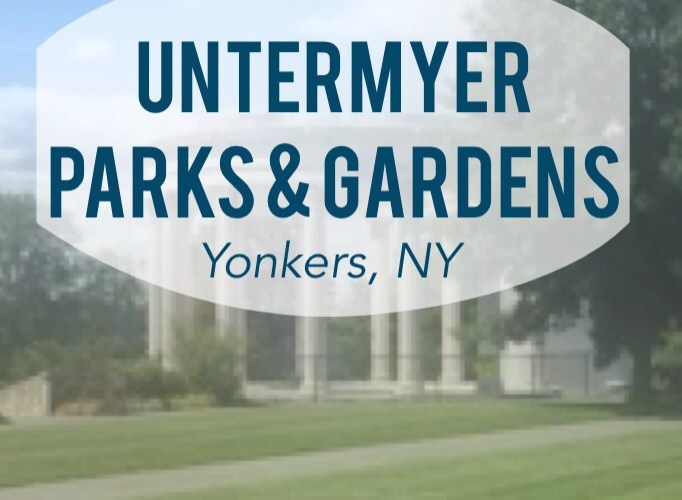 Untermyer Parks and Gardens in Yonkers