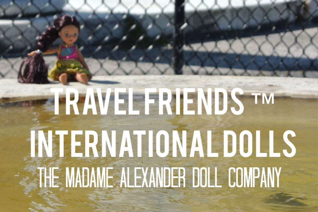 Travel Friends Dolls Madame Alexander