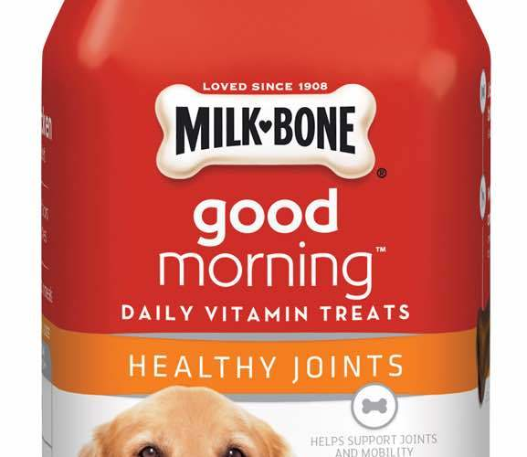 Vitamins For Fido? Milk-Bone Study Shows Dog-Loving Families More Fit and Healthy