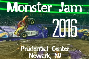 Monster Jam at Prudential Center, NJ