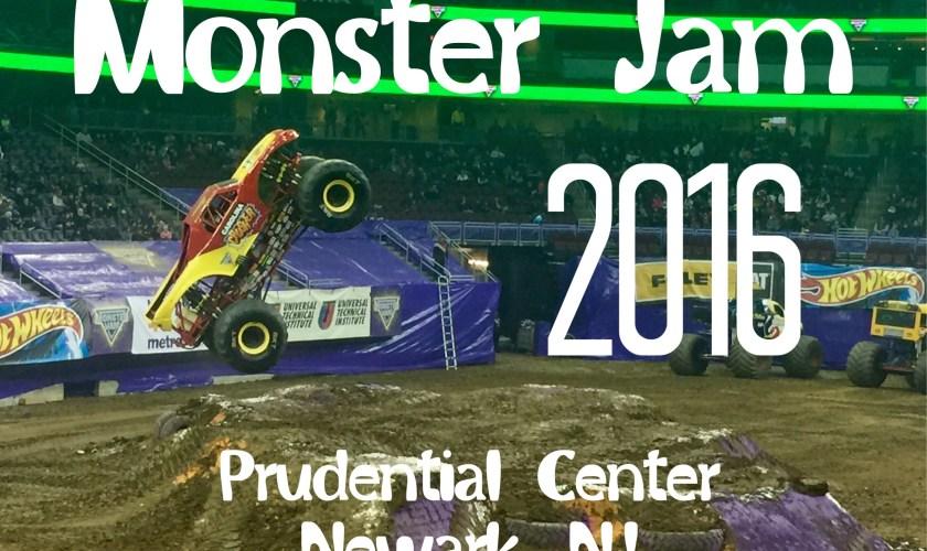 Monster Jam at Prudential Center, NJ