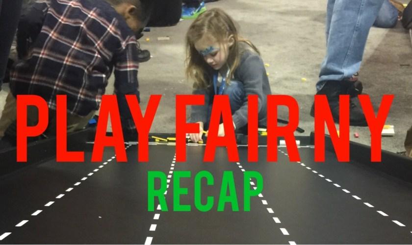 Recap: Play Fair 2016