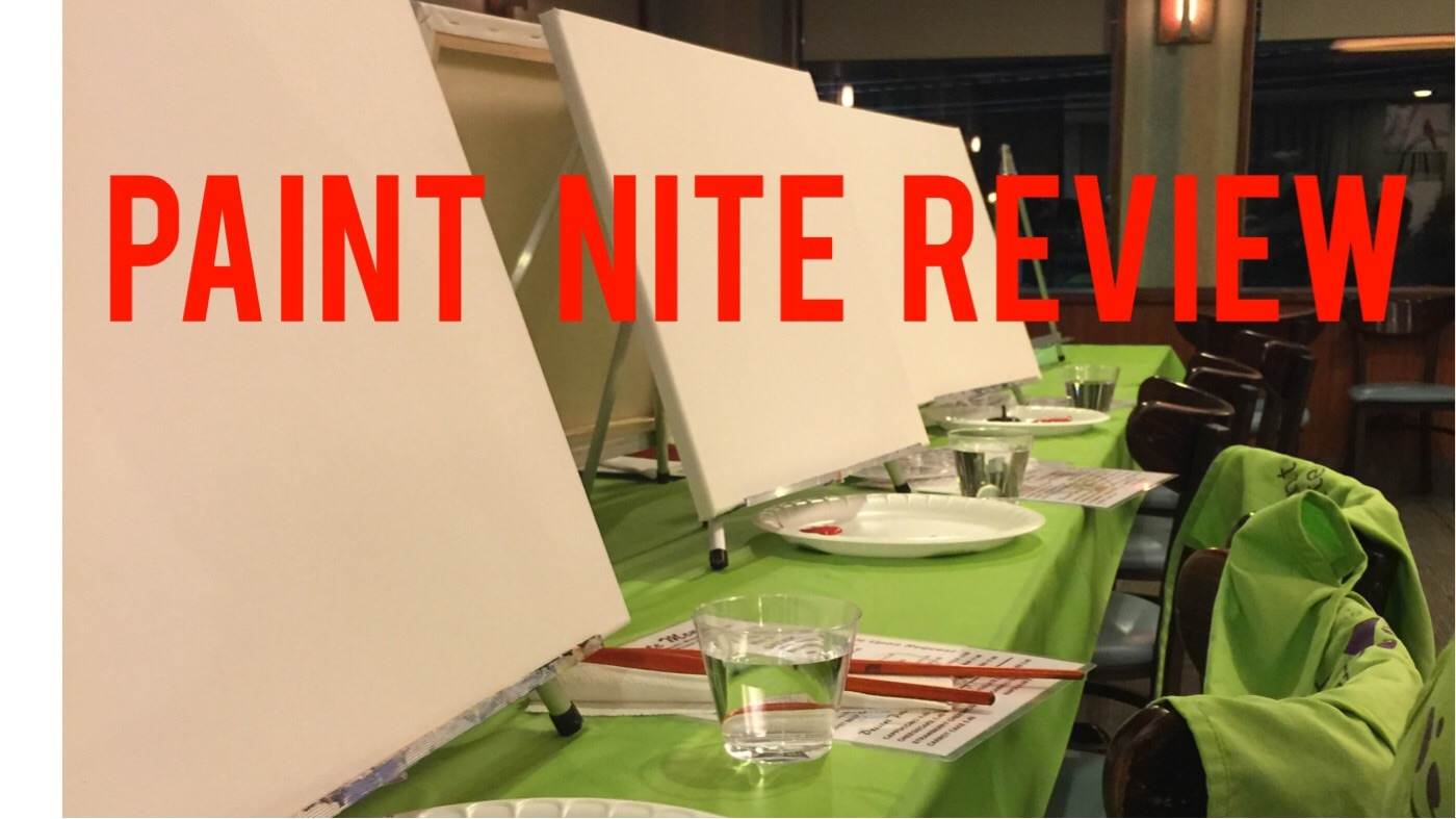 Moms Night with Paint Nite Dutchess County