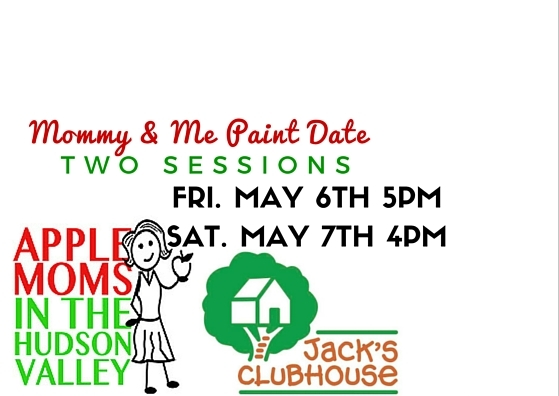 Mommy & Me Paint Date Event
