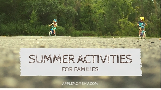 FREE Summer Activities for Families