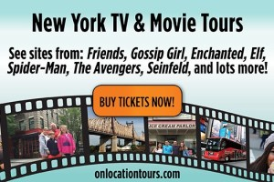 On Location Tours in NYC